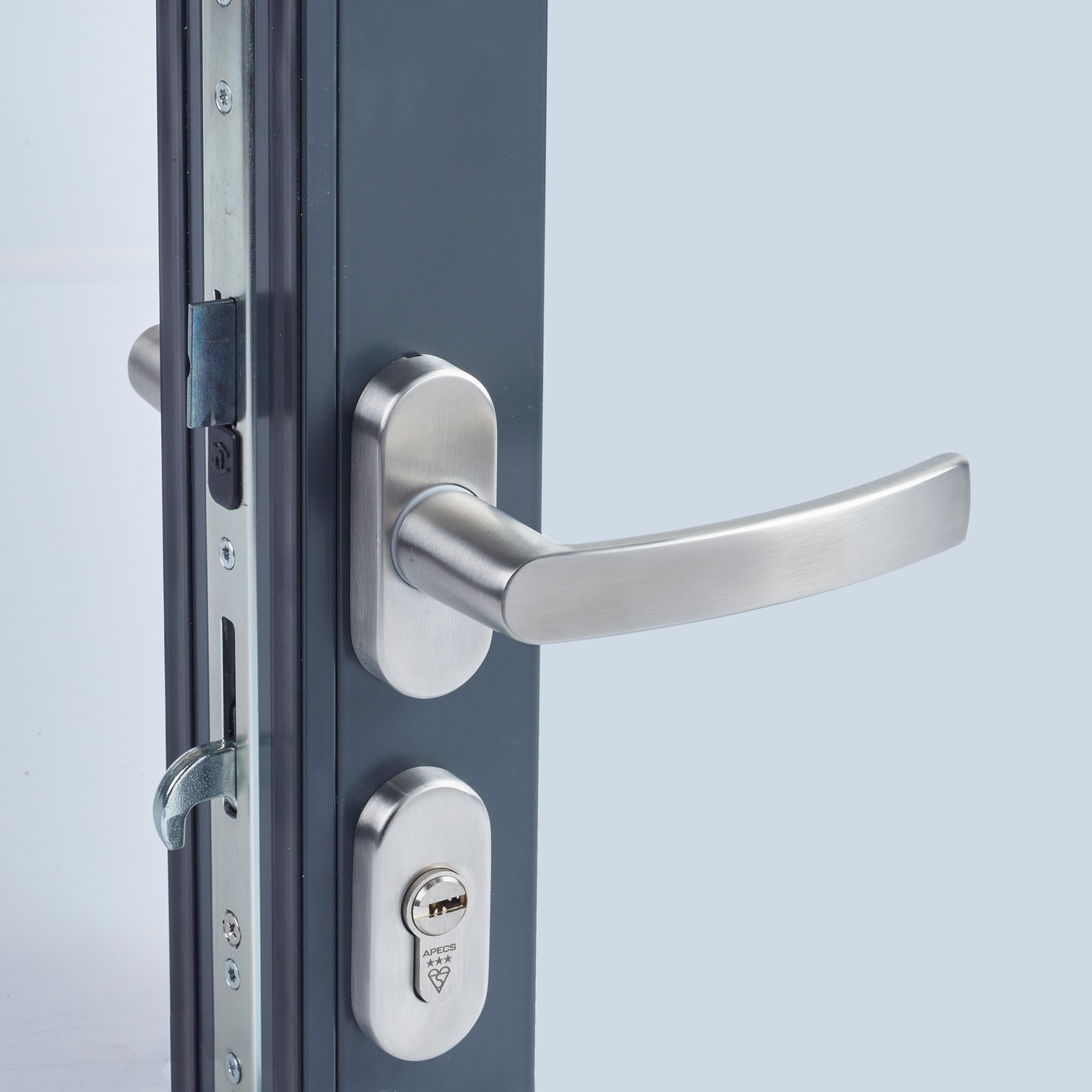 Lock and Handle